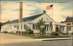 U.S.O. Recreation Club