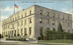 U.S. Post Office and Court House