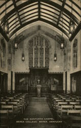 Danforth Chapel, Berea College