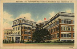 Tennessee Coal, Iron and Railroad Hospital at Fairfield