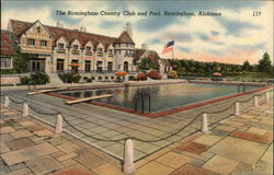 The Birmingham Country Club and Pool