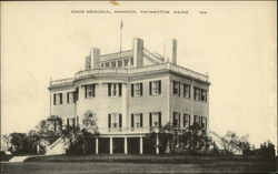 Knox Memorial Mansion