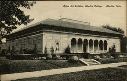 Oberlin College - Allen Art Building