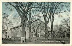 The First Church of Oberlin