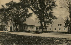 Memorial Presbyterian Church Postcard