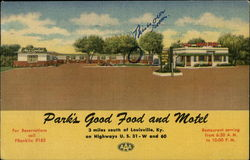 Park's Good Food and Motel