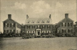Dartmouth College - Dick Hall's House