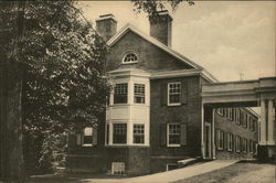 Winifred S. Raven Home, Mary Hitchcock Memorial Hospital