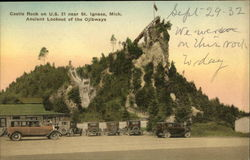 Castle Rock - Ancient Lookout of The Ojibways