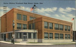 Harriet Whitney Vocational High School