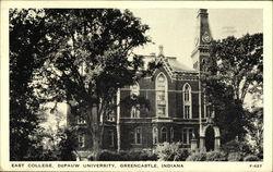 DePauw University - East College