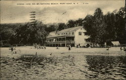 Grand View Inn on Bathing Beach