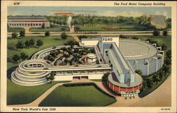 The Ford Motor Company's Building, New York World's Fair 1939