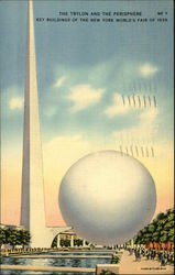 The Trylon and Perisphere