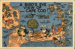 A Bird's Eye View of Cape Cod!