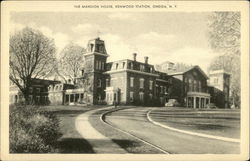 The Mansion House, Kenwood Station