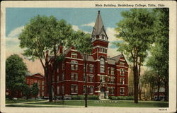 Main Building, Heidelberg College