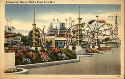 Amusement Center, Rocky Point Park