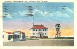 Race Point Coast Guard Station, Race Point, Cape Cod, Mass