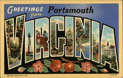Greetings from Portsmouth
