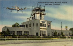 Administration Building, Municipal Airport