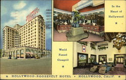 The Hollywood-Roosevelt Hotel