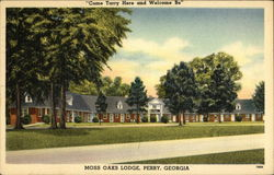 Moss Oaks Lodge