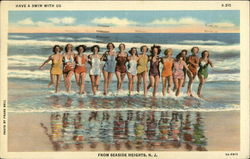 Group of Womern on Beach