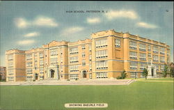 High School showing Bauerle Field