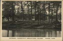 Infirmary, Connecticut Agricultural College