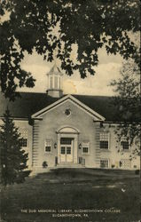 Elizabethtown College - The Zug Memorial Library