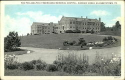 The Philadelphia Freemasons Memorial Hospital