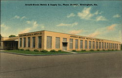 Arnold-Brown Metals & Supply Co