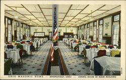 Ohio Masonic Home - Dining Room
