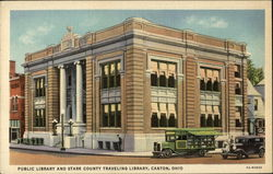 Public Library and Stark County Traveling Library