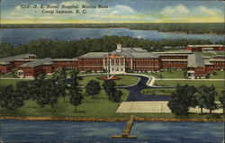 U.S. Naval Hospital, Marine Base