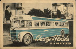 Southeastern Greyhound - Chicago-Florida Limited
