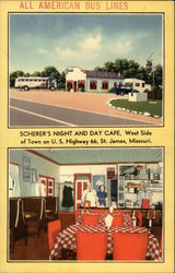 Scherer's Night and Day Cafe
