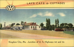 Lay's Cafe & Cottages