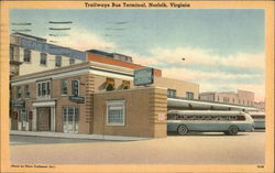 Trailways Bus Terminal