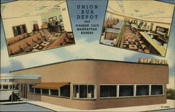 Union Bus Depot and Warren Cafe