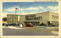 Tri-State Trailways Bus Depot