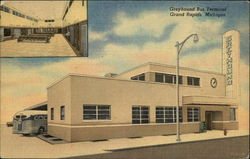 Greyhound Bus Terminal