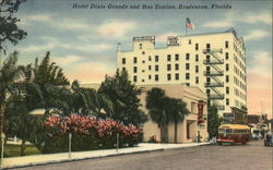 Hotel Dixie Grande and Bus Station