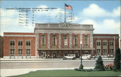 Pennsylvania-Reading Seashore Lines Depot