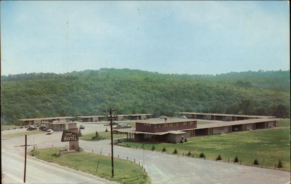 Conley's Motel Pittsburgh Pennsylvania