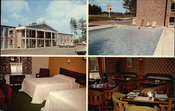 Wandlyn Motor Inn Kentville Canada Nova Scotia
