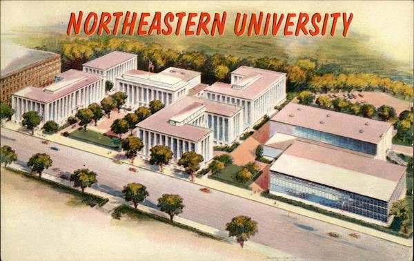 Northeastern University Boston Massachusetts
