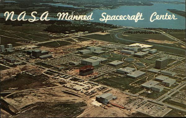 NASA Manned Spacecraft Center Houston, TX