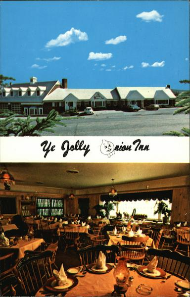 Ye Jolly Onion Inn Pine Island New York